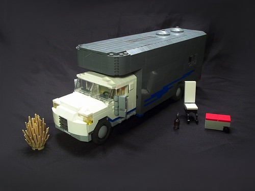 LEGO Recreational Vehicle