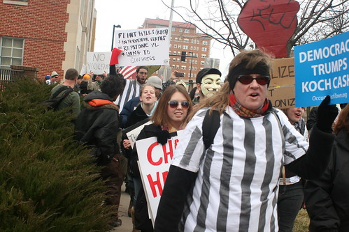 Occupy KochTown
