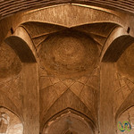 Inside Jameh Mosque - Esfahan, Iran