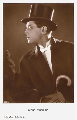 Einar Hanson