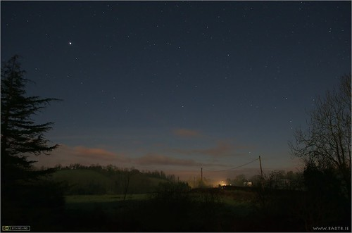 ireland night venus astrophotography planet cavan constellation topaz topazdenoise