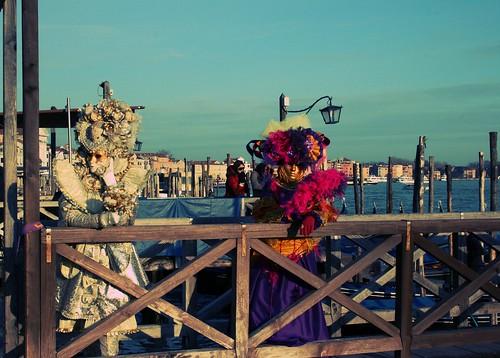 Užgavėnės Venecijoje 2012