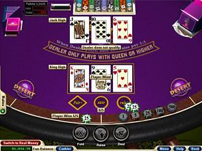 Tri Card Poker