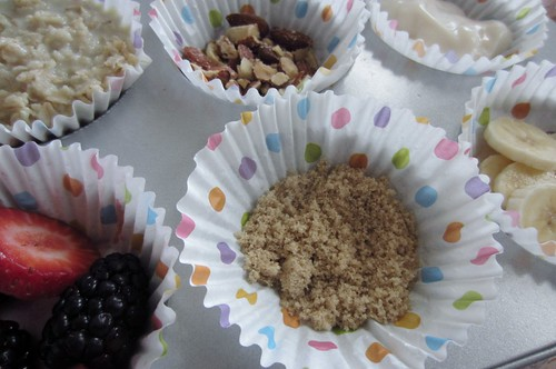 Muffin Tin Monday Oatmeal 2