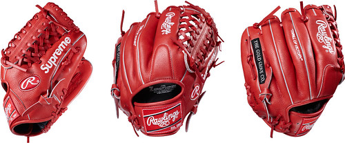 Supreme / Rawlings Glove