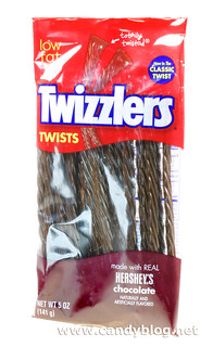 Twizzlers Chocolate Twists  (Classic)