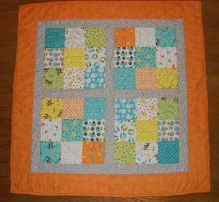 Grandbaby quilt