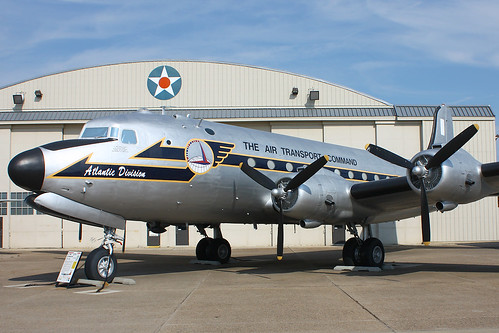 U.S. Air Force | C-54M | 44-9030 | DOV