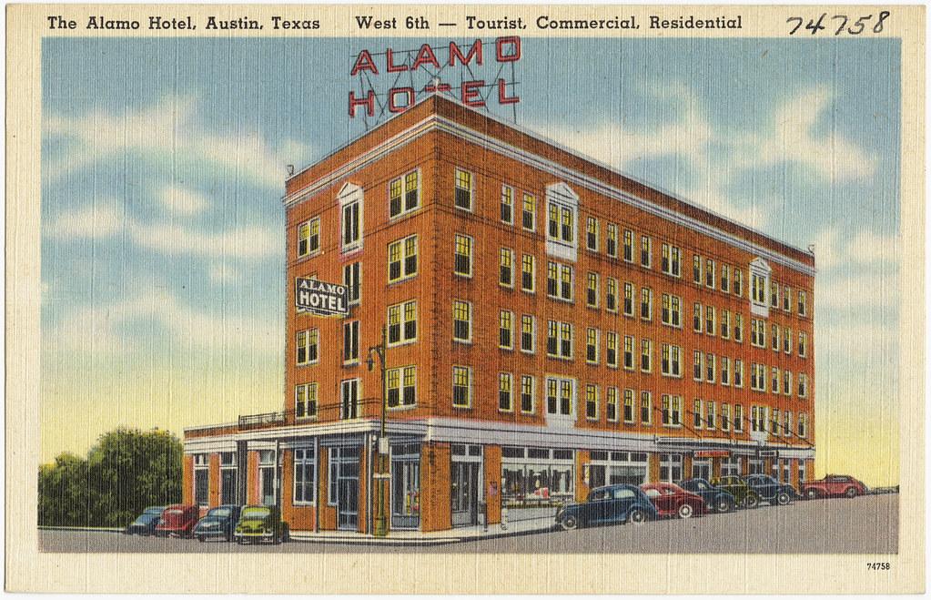 Hotels In Alamo Tx