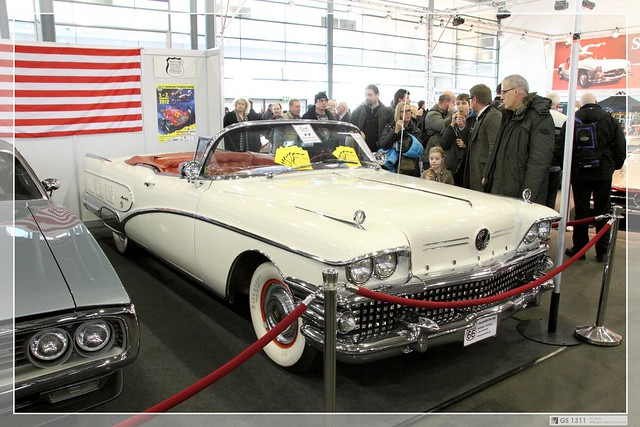 Photo:1958 Buick Limited Series 700 Convertible (05) By Georg Sander