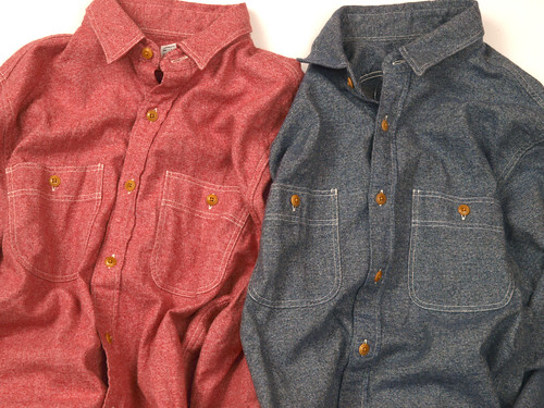 J.Crew / Jaspe Work Shirt