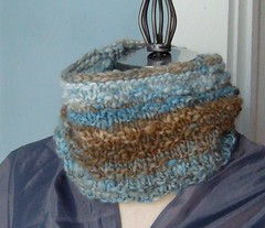 My Very Textured Cowl