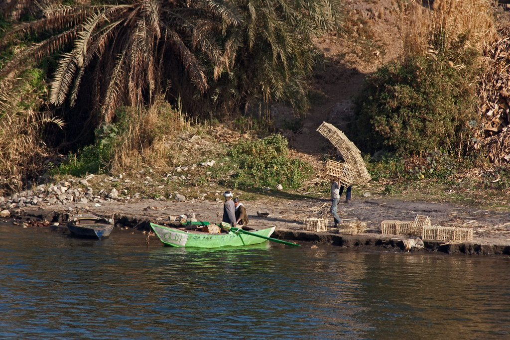 Nile - Egypt 2012 - Life on the Nile - All rights reserved.   © Rene Eriksen.   Please do not use my images outside of Flickr without my written permission.