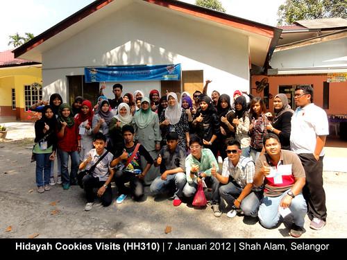 JPHPIS - Lawatan ke Hidayah Cookies 3
