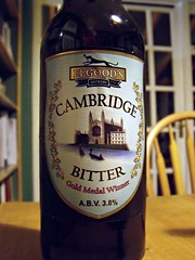 Elgood's, Cambridge Bitter, England
