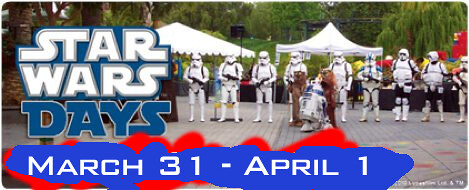 Star Wars Days 2012