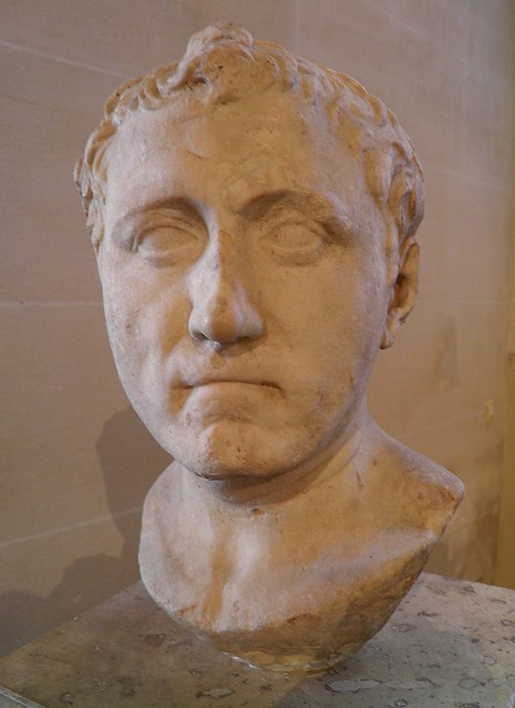 """Young Pompey"", 70 BC, Louvre Museum"