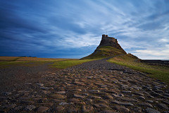 Lindisfarne Castle - Explored 27/02/12