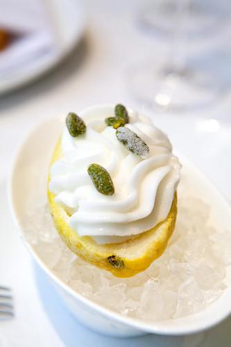 Lemon givré