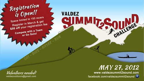 Valdez Summit to Sound Challenge
