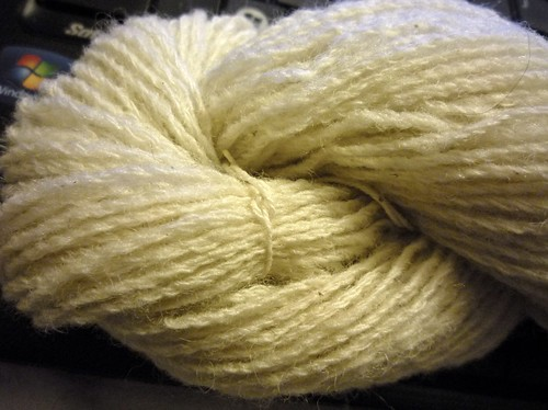 Cabled 4 ply