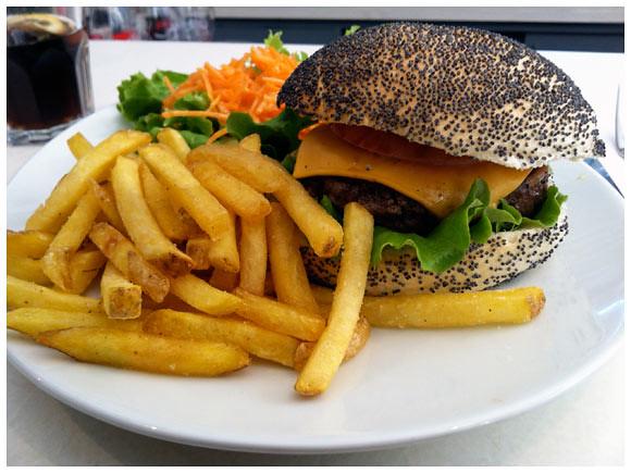 Pasadena cheeseburger - Inglewood, Geneva