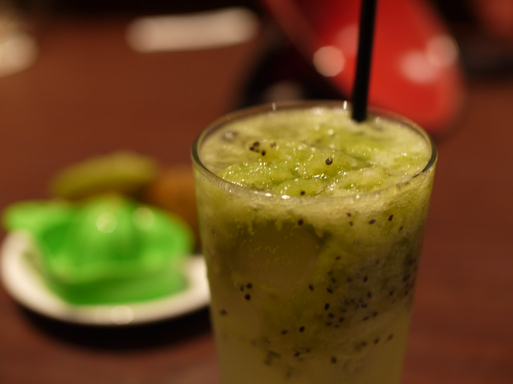 Kiwifruit Sour