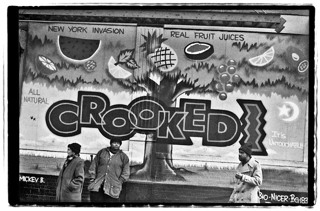 Crooked - New York