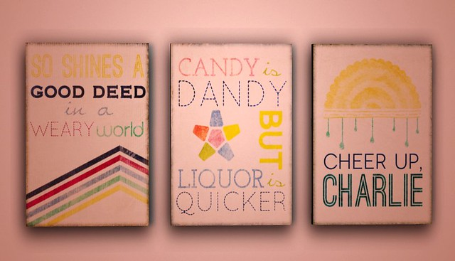Spry - semi-sweet poster art