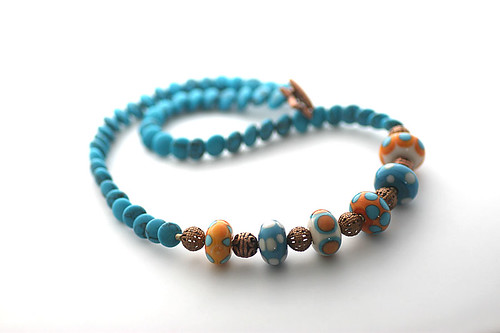 Bead Soup Necklace