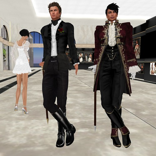MIMI'S CHOICE dresses real gentlemen ! by mimi.juneau *Mimi's Choice*