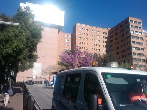 El Hospital del Vall d'Hebron by simonharrisbcn