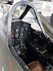 Cockpit: Fouga CM.170R Magister