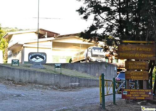 monteverde cheese factory costa rica