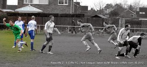 Cliffe FC 5 - 2 Rawcliffe 3Mar12