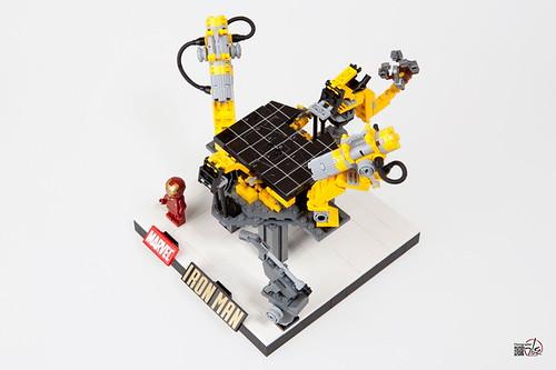 Конструктор Lego Железный человек 3