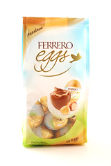 Ferreo Eggs Hazelnut