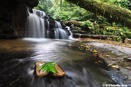 Air Terjun Batu Hampar