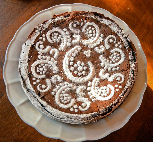 2012-03-04 French Chocolate Cake 151