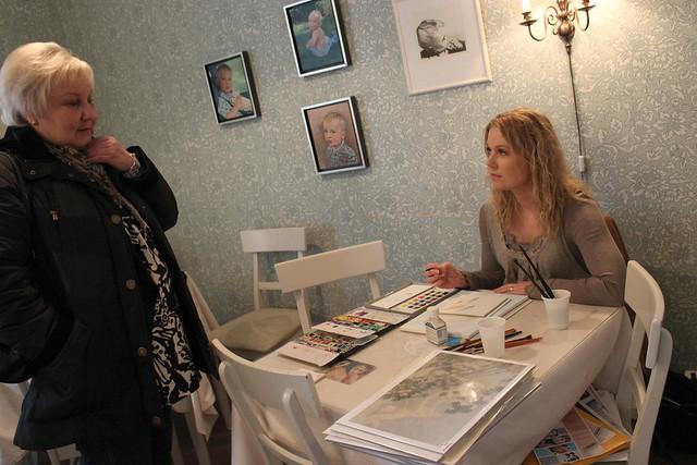 Taidesuunnistus 2012: kohde 76; Julia Prusi
