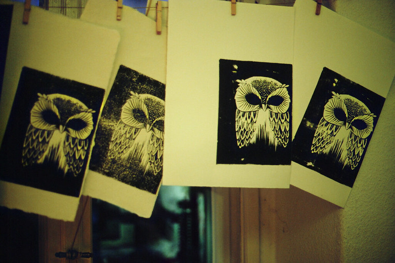 Hung owls