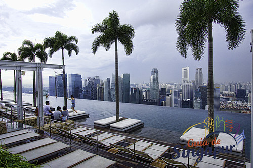 Skypark, Marina Bay Sands Hotel, Singapore