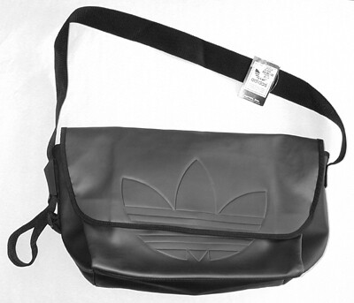 Adidas bag made in China retailing for $39.99
