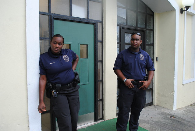 Us virgin islands police department