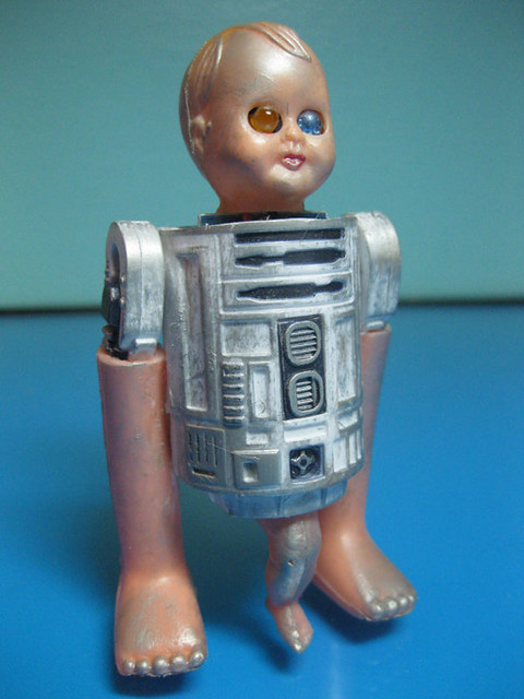 Star Wars Baby Mash ups