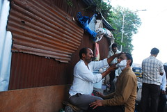 street barbers bandra reclamation shot by marziya shakir 4 year old by firoze shakir photographerno1