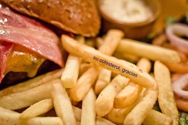 154/366: su colesterol, gracias