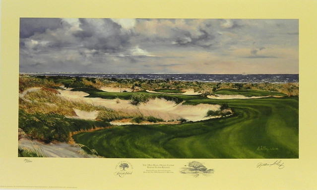 The 18th hole ocean course kiawah island resorts kiawah island sc