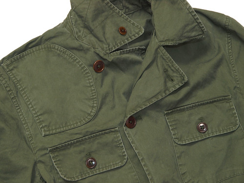 Ralph Lauren / Cotton Twill Field Jacket