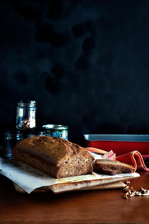 Alana's One-Bowl Spiced Banana Bread